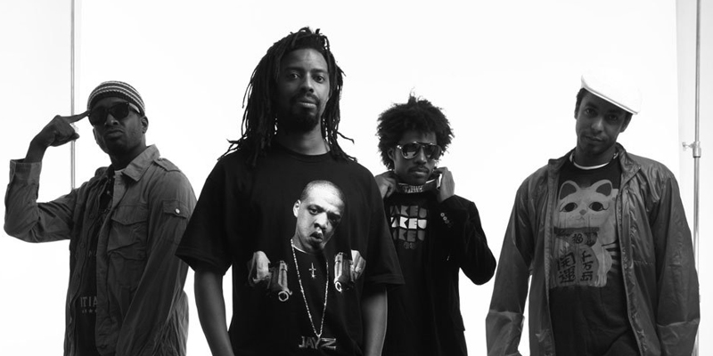 The one and only Pharcyde.