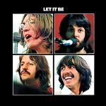 The Beatles Let It Be album cover