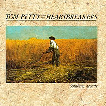 Tom Petty's Southern Accents Album cover