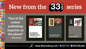New 33 1/3 books image
