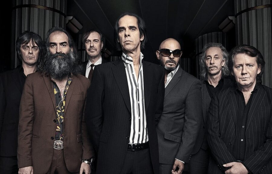 Image of Nick Cave and the Bad Seeds