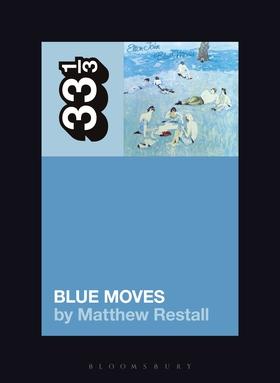 Elton john's Blue Moves book cover