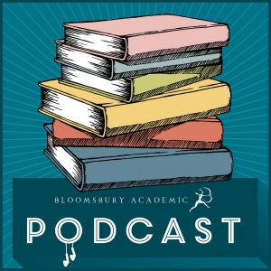Bloomsbury academic podcast logo