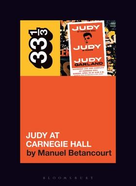 Judy garland book cover