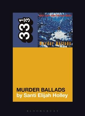 Murder Ballads book cover