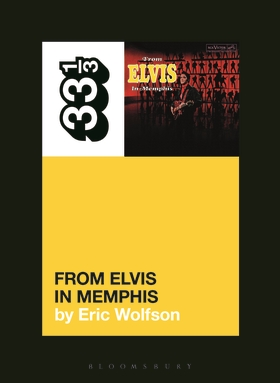 Elvis Presley book cover image