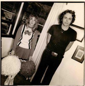 Image of Walter Egan and Stevie Nicks