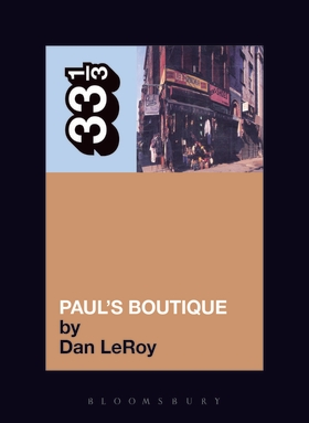 The Beastie Boys' Paul's Boutique cover