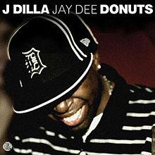 J Dilla Donuts album cover